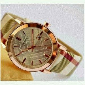 jam tangan burberry