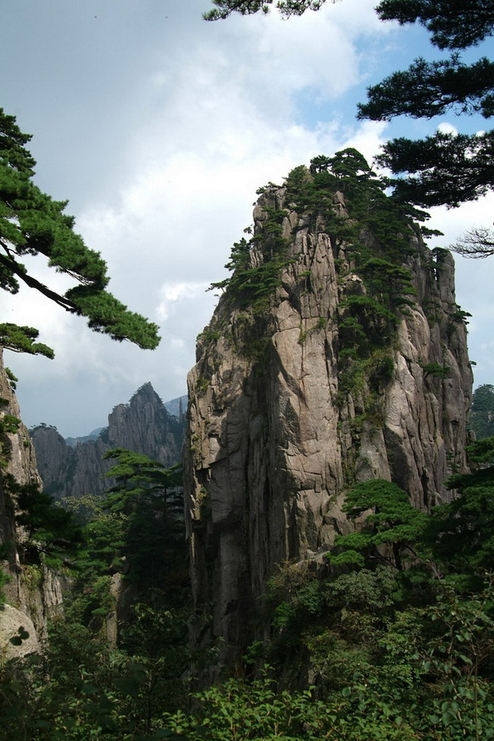 Something Amazing Amazing Huangshan Mountains Views