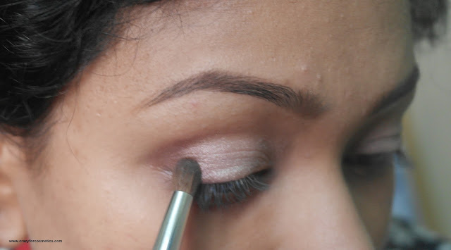 eyeshadow blending techniques tutorial pictures