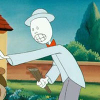 The Top 50 Animated Characters Ever: 27. Mr. Skullhead