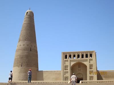 Le minaret, c'est un appel à la prière pour les musulmans