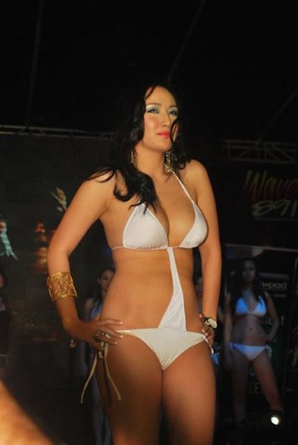 "Model Seksi dari Filipina ""Paulene So""   koleksi video ..."