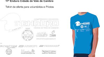 CNE 2013: Enduro Vale de Cambra Tshirt_Enduro2013
