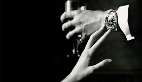 A PERFECT PARTNER ON LAND OR IN THE SEA  - Rolex Submariner 1965 Advertising