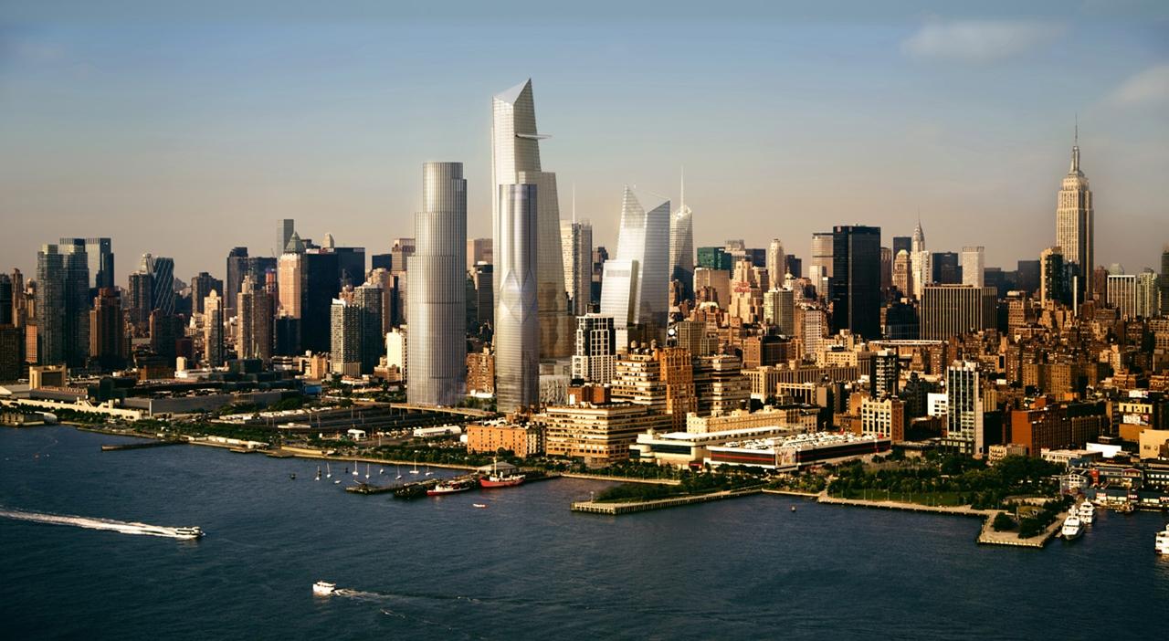 Hudson Yards New Neighborhood For West Manhattan New