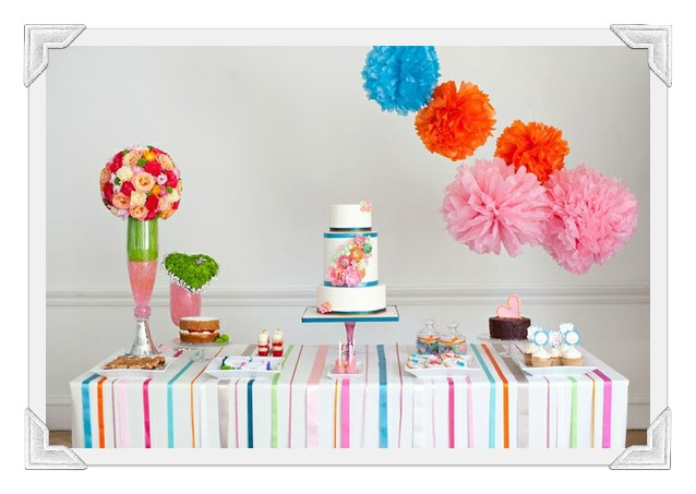 shiny happy parties mallorca decora tu fiesta con cintas