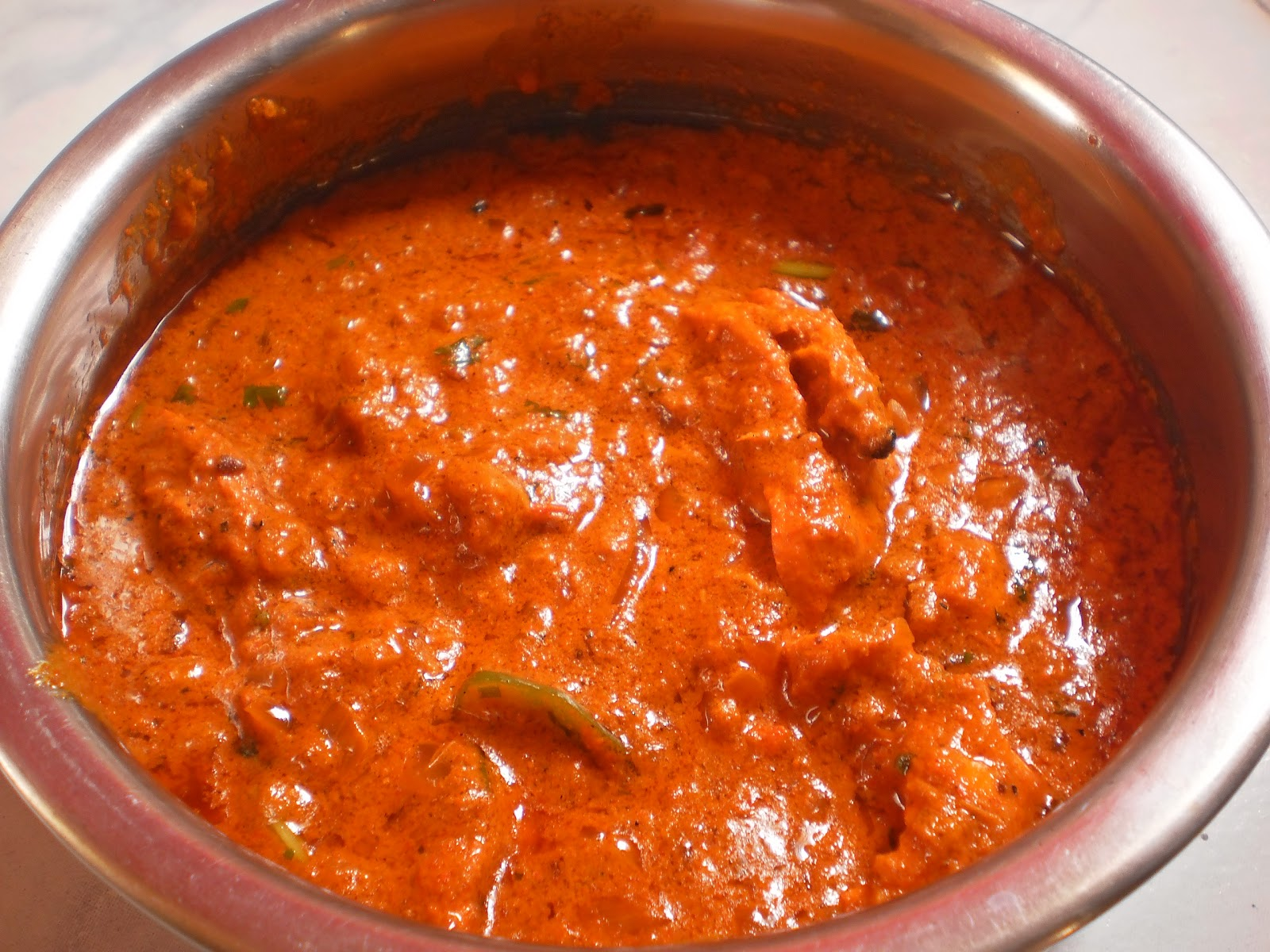 Butter chicken masalamurgh makhani recipe easyfud butter chicken masalamurgh makhani recipe forumfinder Image collections