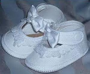 Zapatos de Bautizo