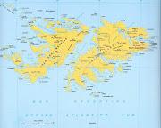 ISLAS MALVINAS. GEOGRAFÍA. GENERALIDADES. El archipiélago de las Malvinas . malvinas