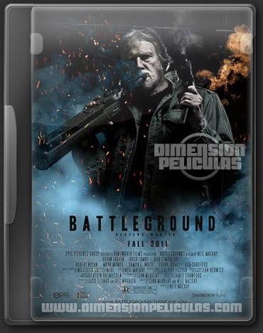 Battleground (DVDRip Ingles Subtitulado) (2011)(1 link)