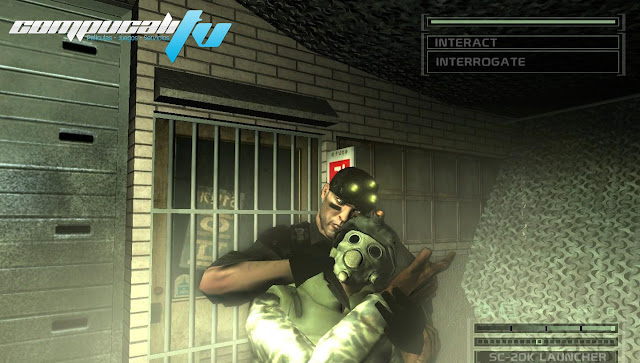 Splinter Cell Chaos Theory PC Full Español Reloaded