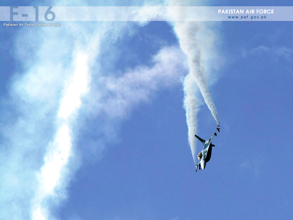 Pakistan Air Force F-16 Aircraft Wallpaper