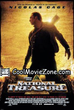 National Treasure (2004) Hindi Dubbed