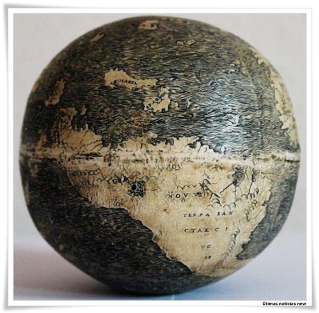 Sensacional hallazgo en Estados Unidos: encuentra un antiguo globo ...