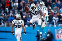 FÚTBOL AMERICANO (NFL Divisional Round NFC) - Carolina destroza a los Seahawks aunque rozaron la remontada épica