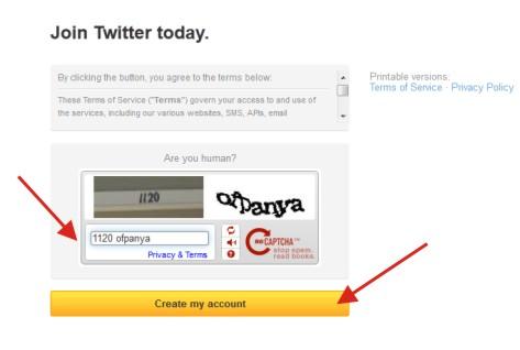 Tips Membuat Akun Twitter Baru