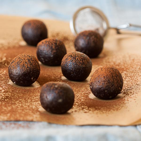 Sirove čokoladne bombice bez dodatnog šećere