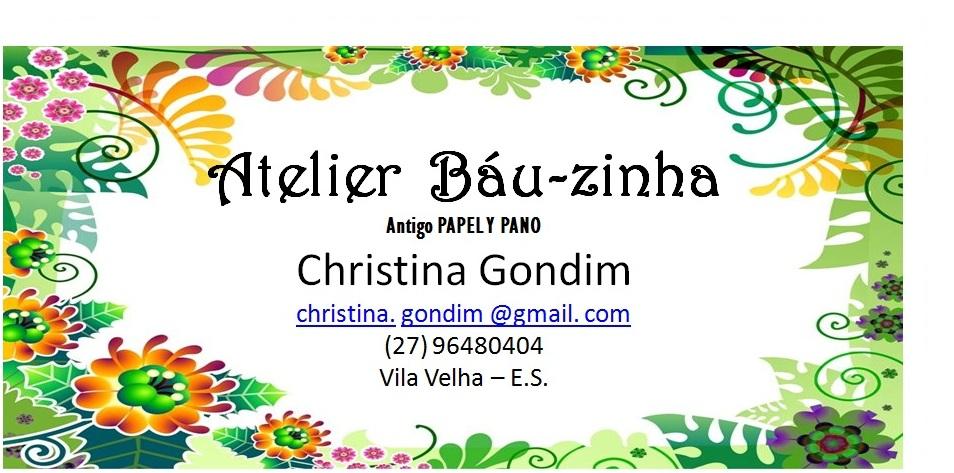 Atelier Báu-Zinha (antigo Papel y Pano)