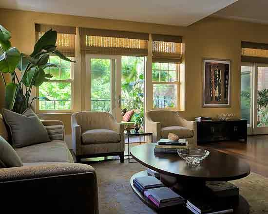 Traditional living room decorating ideas 2012 home interiors for Downlight design living room