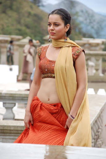 Telugu Actress Saree Below Navel