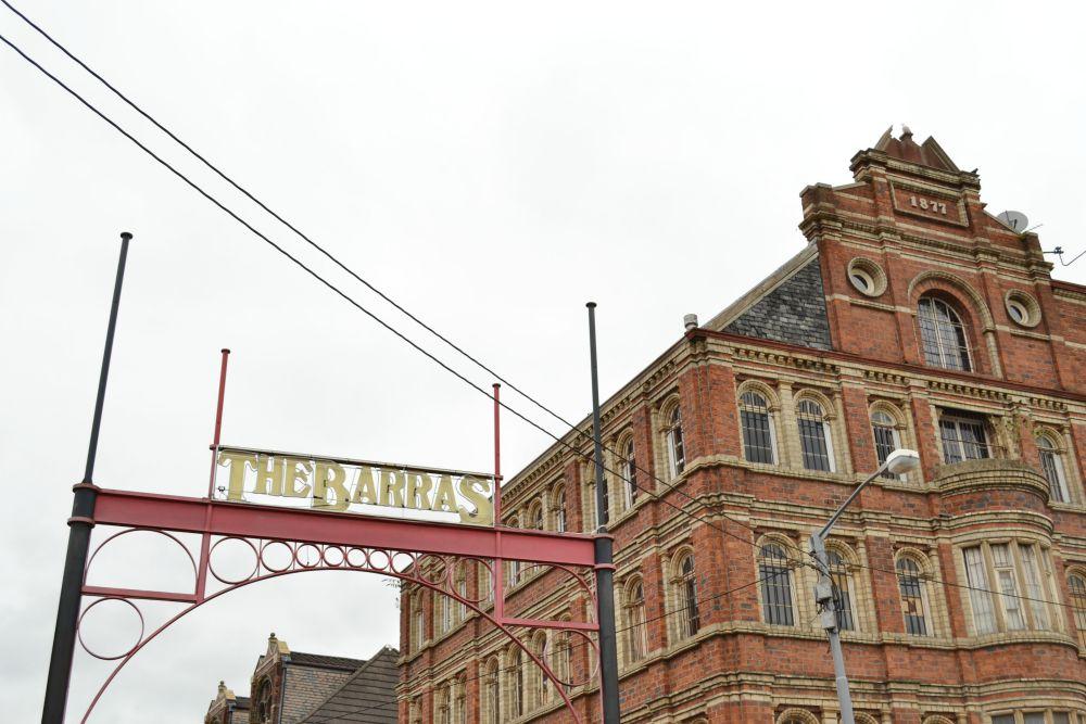 barras pipe factory glasgow doors open day
