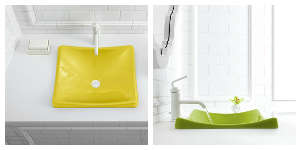 Purcell quality trends in plumbing fixtures and accessories - Jonathan adler sink ...