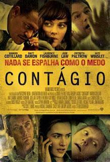 Filme Contágio - Poster