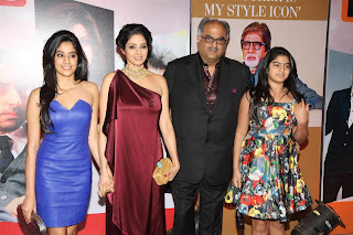 kapoor family  at HTCafe Red Carpet