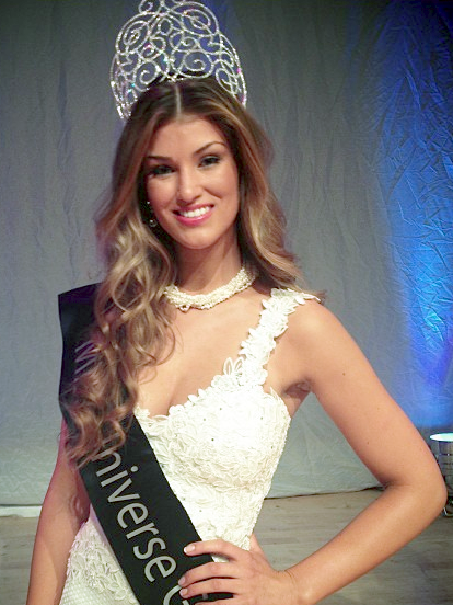 Miss Universe Great Britain 2013 Amy Willerton