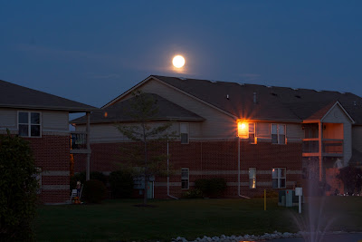 moon over apartments