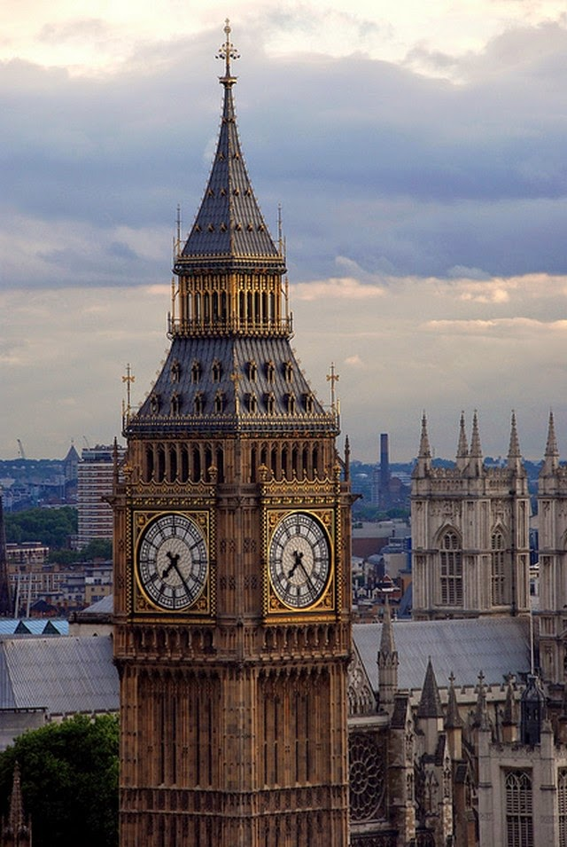 The Big Ben, London, England