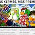 Nuevo diario   ¡Más Kermés, más premios!