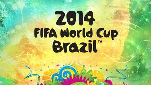 Imagenes mundial 2014 Brasil para imprimir