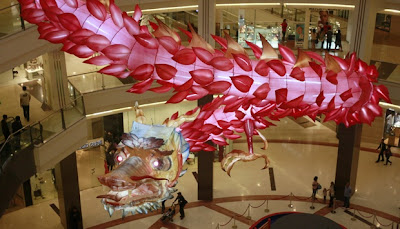 Koleksi Naga Menyambut Imlek