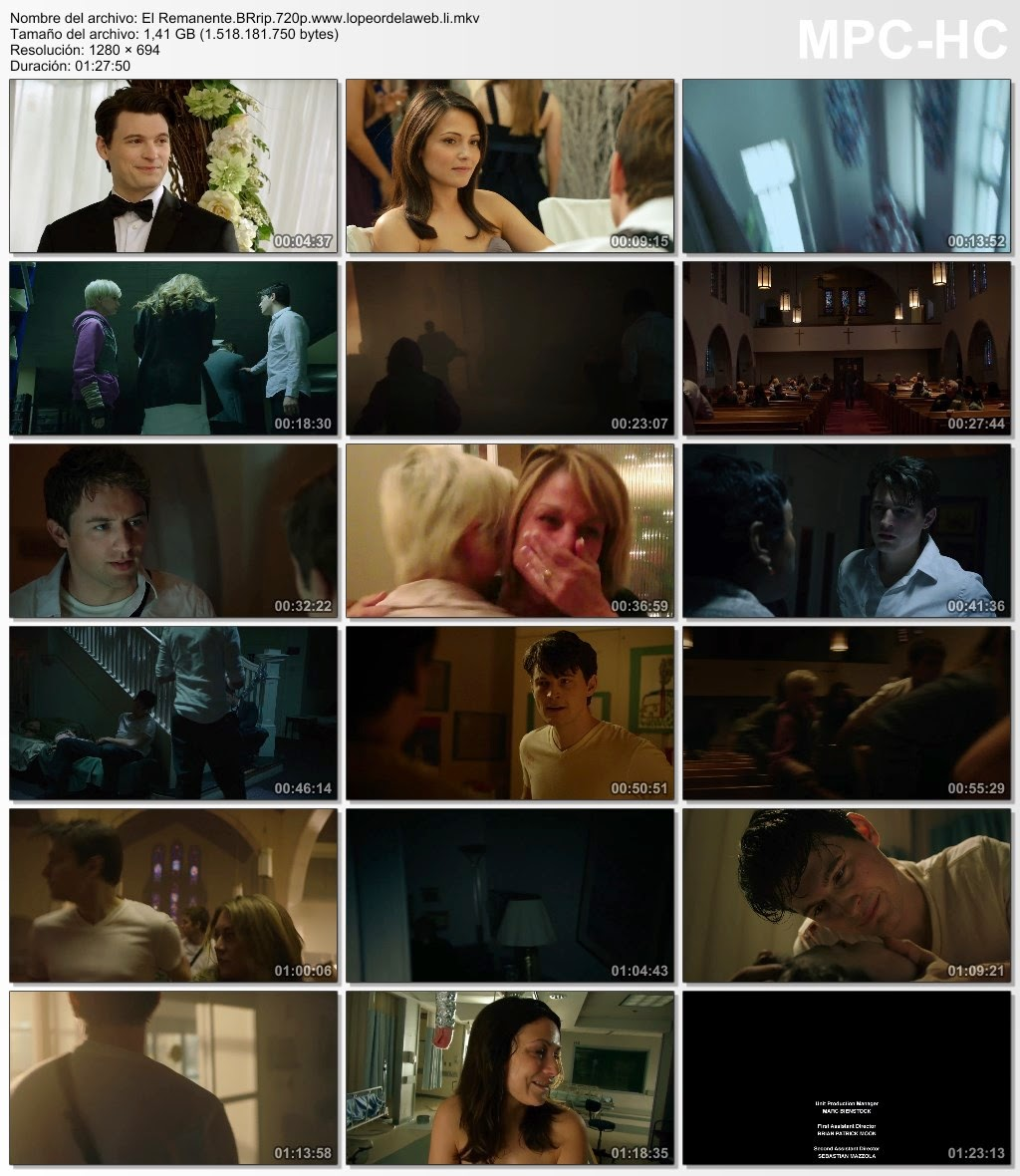 El Remanente (2014) BRrip 720p Latino-Ingles