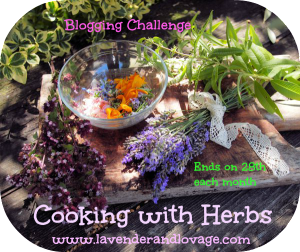 http://www.lavenderandlovage.com/2014/03/march-challenge-for-cooking-with-herbs.html