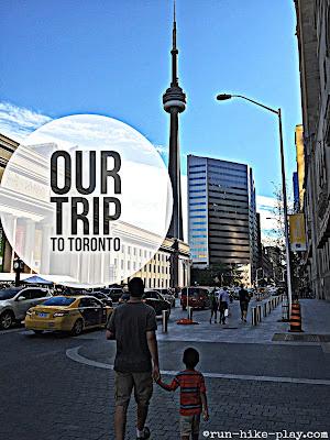 Trip to Toronto