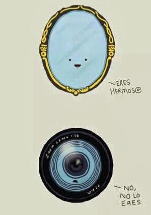 ¿ Qué ves ?