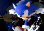 Sonic Heroes Card