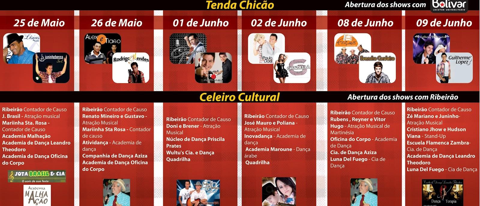 Circuito Festa Junina Uberlandia : Toca do calango hostel residence programe se
