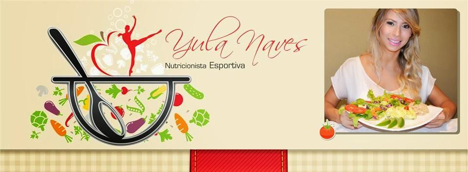 Comer Bem com Yula Naves