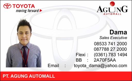 Jual Mobil Bekas, Second, Murah: Toyota Agung Automall ...