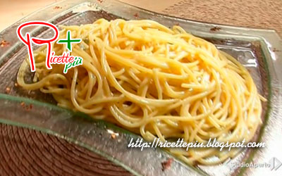 Spaghetti di Mezzanotte aglio olio peperoncino e gorgonzola, di Cotto e Mangiato