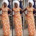Short Sleeve Aso Ebi Styles For Ladies
