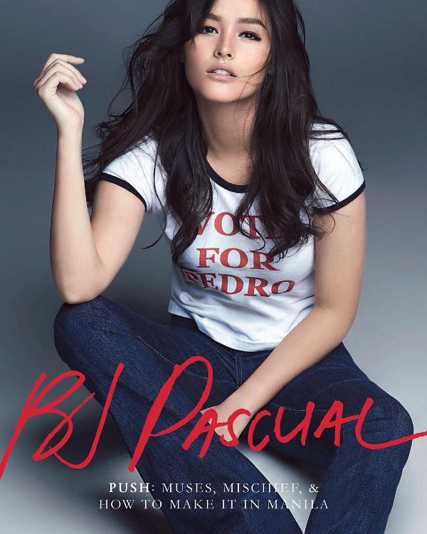 Liza Soberano in BJ Pascual's PUSH