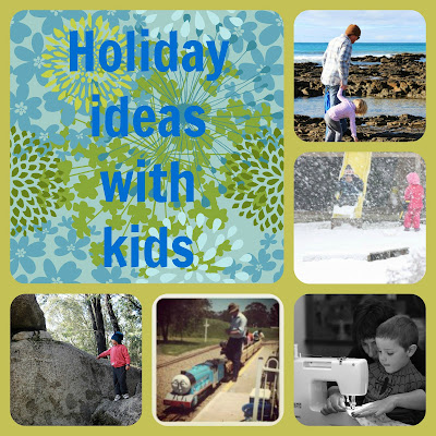 winter holiday ideas
