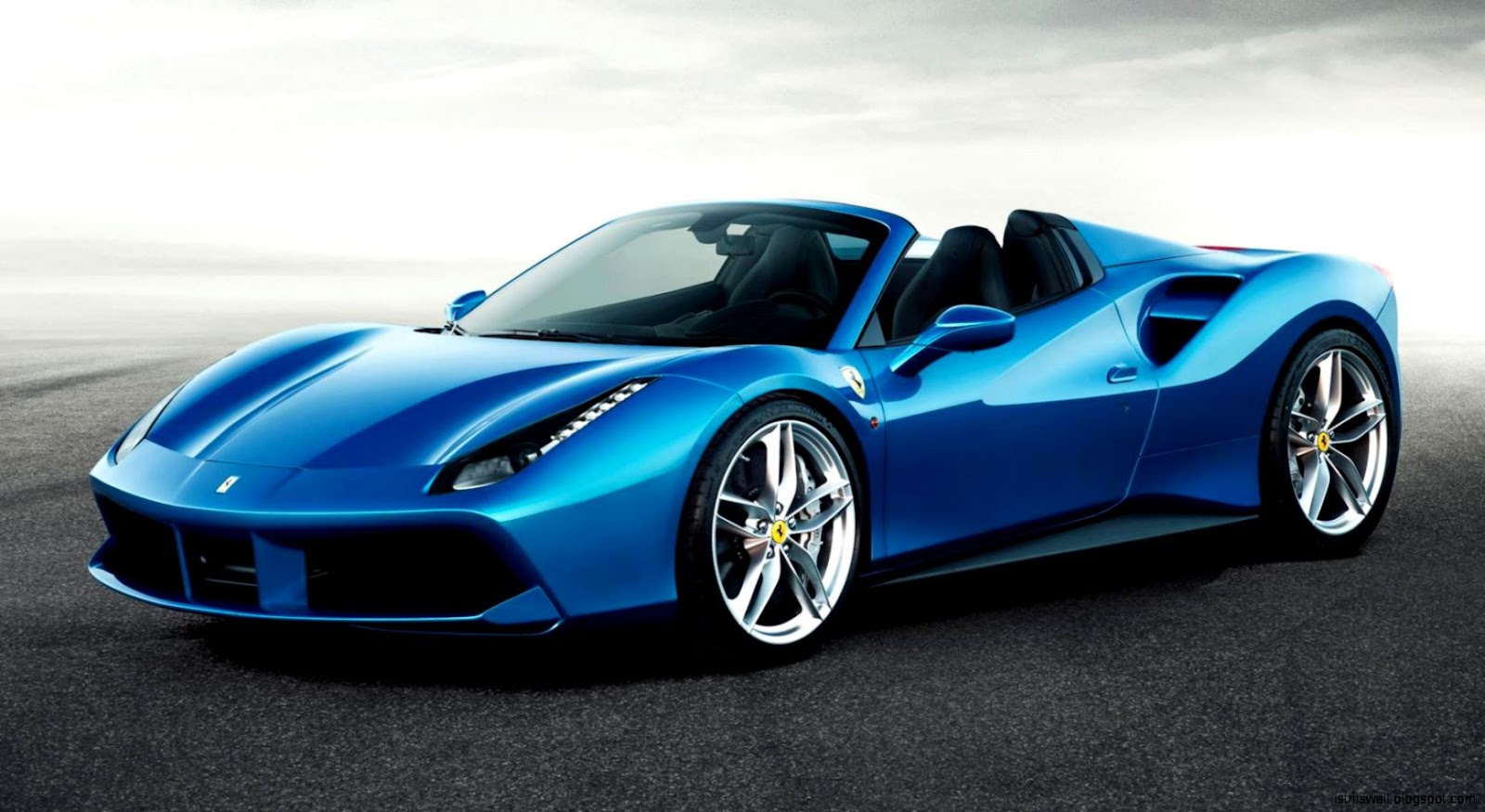Ferrari valued at up to 98 billion in  IPO Fiat Chrysler to