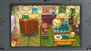 E3 2015 Animal Crossing Happy Home Decorator