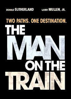 Filme Poster The Man on the Train DVDSCR XviD & RMVB Legendado