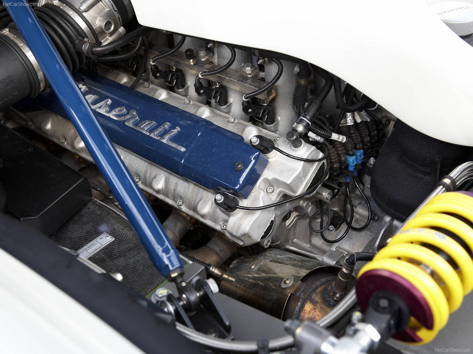 Hình ảnh siêu xe Edo Maserati MC12 R 2005 & nội ngoại thất